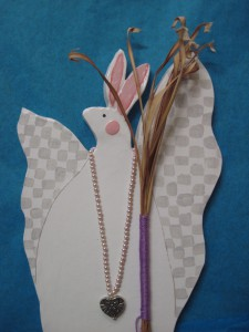 Bunny Angel #1 detail