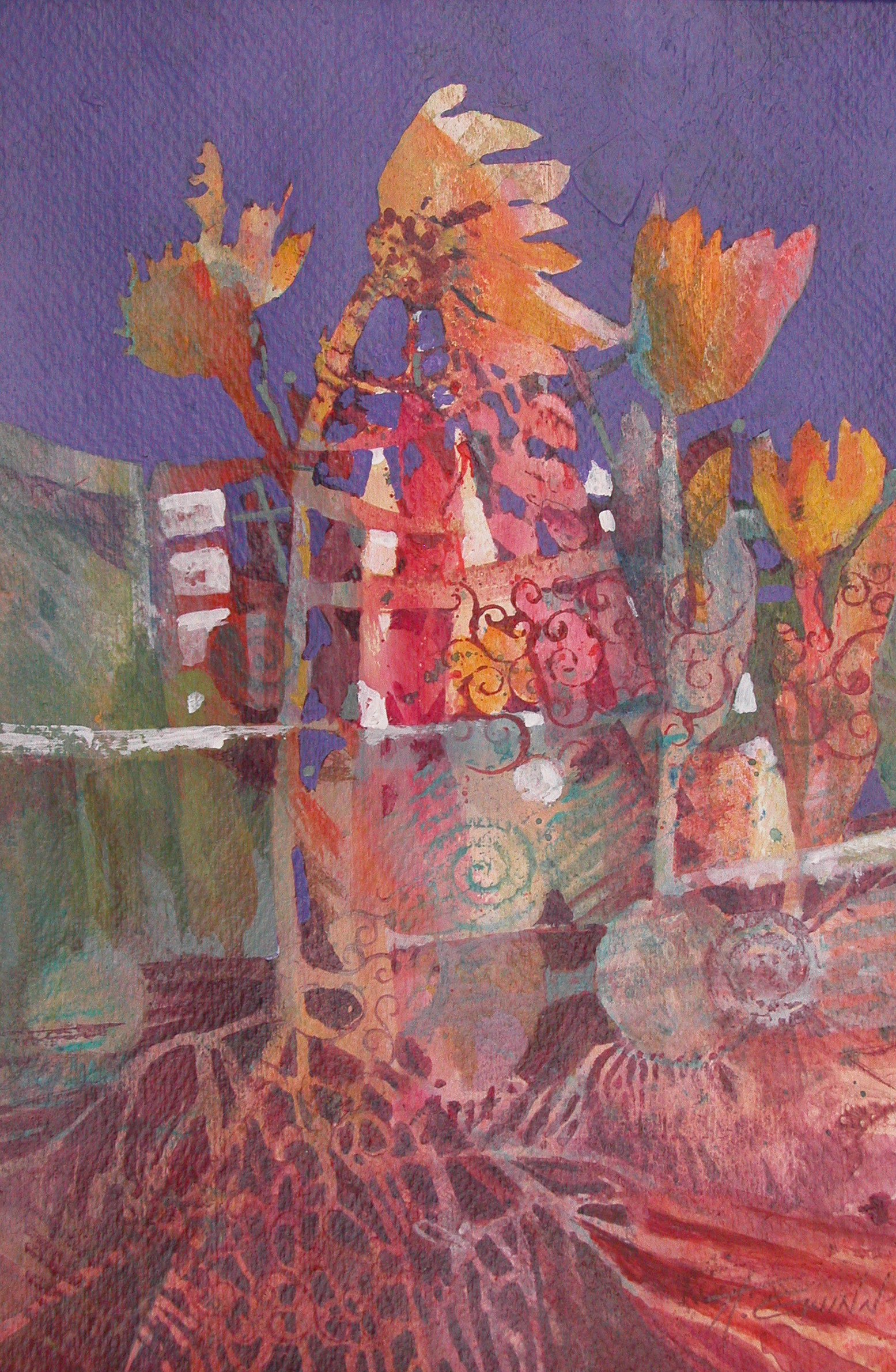 Paintings Helen Gwinn New Mexico Artist