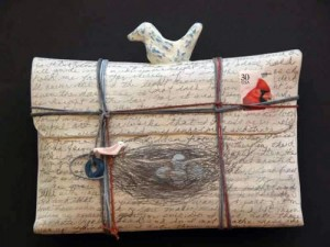 Clay Mail: New Beginnings by Helen Gwinn